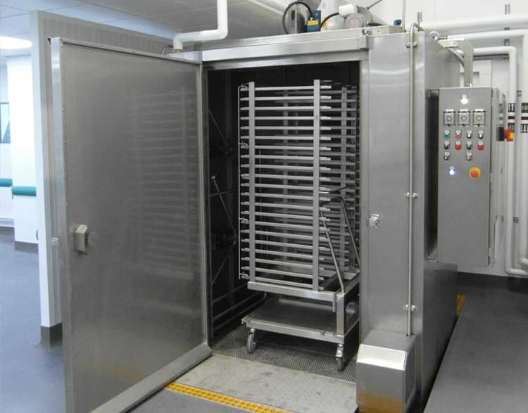 Rack washer
