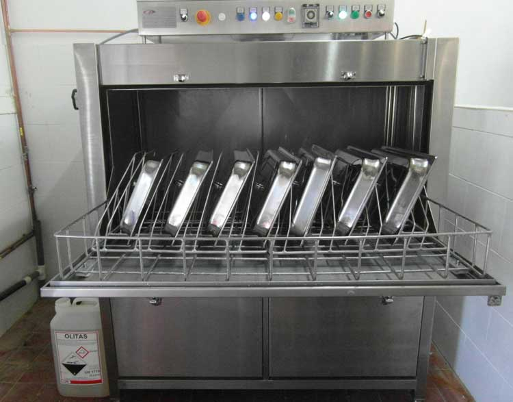 Newsmiths Tray Washer Newsmiths